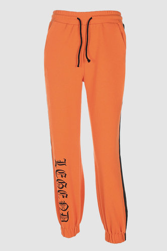 back_Up the Comfort Orange Joggers