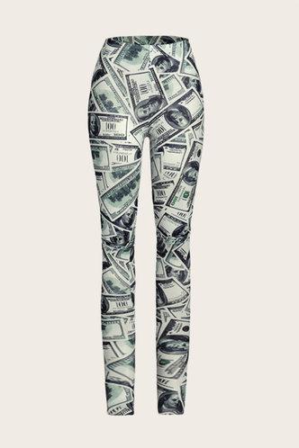 back_Paige Enid Dollar Print Leggings