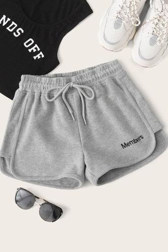 back_Jenna Grey Shorts