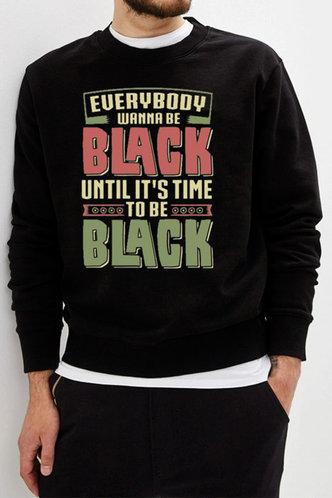 back_Casual Letter Black Men Sweatshirts & Hoodies