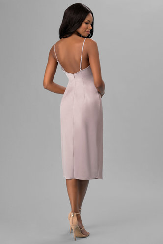 back_Fetching Mauve {color} Midi Dress