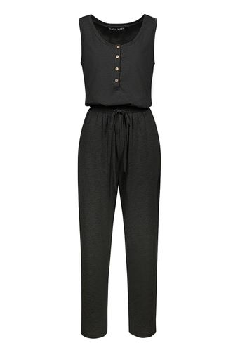 back_Keep Me in Your Heart Black Jumpsuit