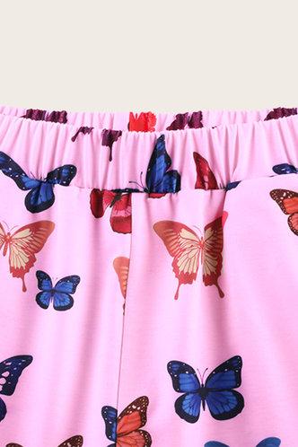 back_Sybil Eartha Pink Joggers