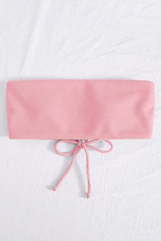back_Annie Eden Baby Pink Bikini Top