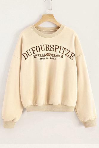 back_Zona Apricot Sweatshirt