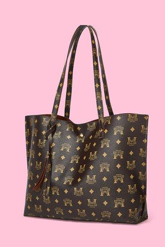 back_Eunice Gust Coffee Tote Bag