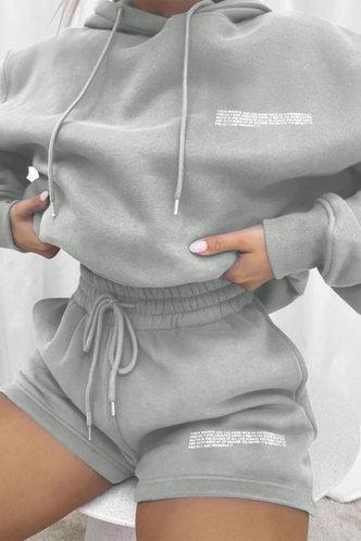 back_Lolita Emma Light Grey Shorts