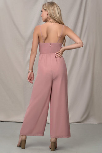 back_The Last Song {Color} Jumpsuit