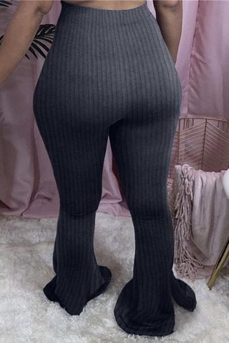back_Florence Emily Black Plus Pants