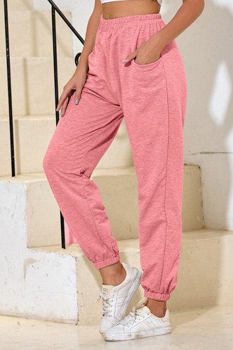front_Malak Coral Pink Sweatpants