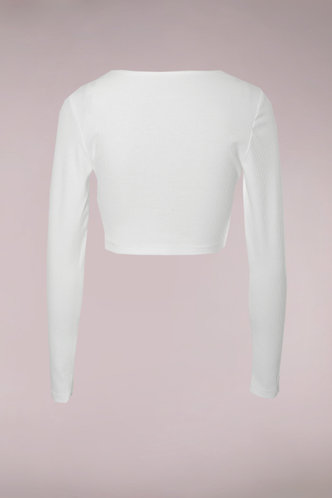 back_Moonglow {color} Long Sleeve Top
