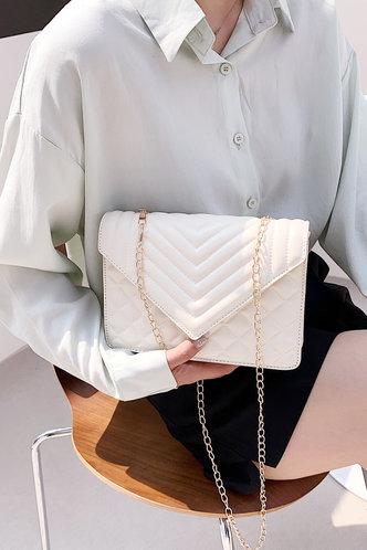 back_Clemmie Emma Ivory White Crossbody Bag