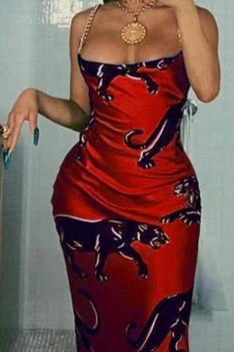 front_Roseanne Erica Red Slip Dress