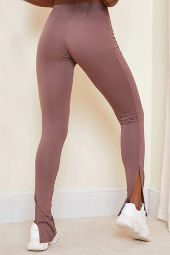 back_Edwina Kandeling Rusty Pink Leggings