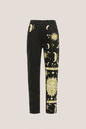 back_Sweet Sophisticated Multicolor Jeans