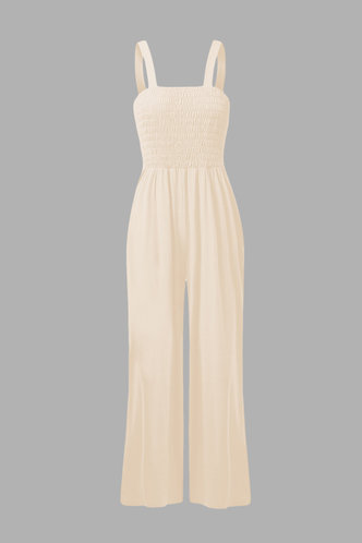 back_Nydia Eden Beige Plus Jumpsuit