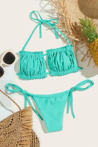 back_Petty Ella Mint Green Bikini