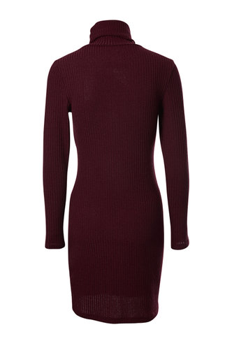 back_Like A Glove {color} Bodycon Dress