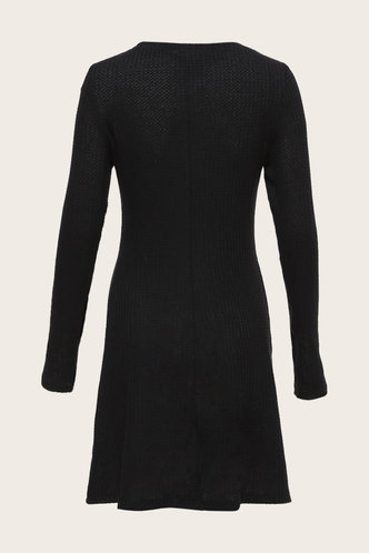 back_Beat Black Dress