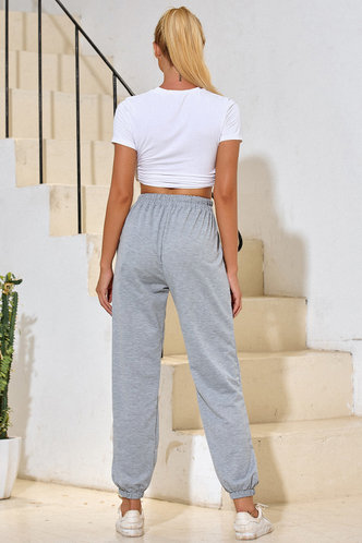 back_Malak Light Grey Sweatpants