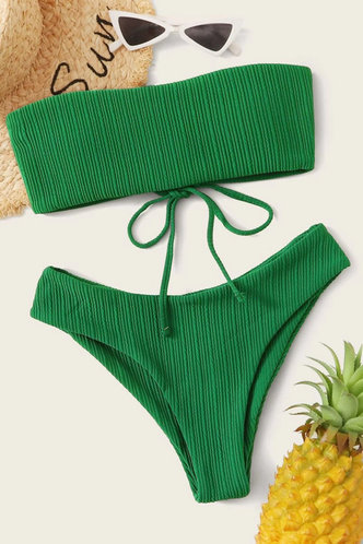 front_Alvera Edith Jade Green Bikini