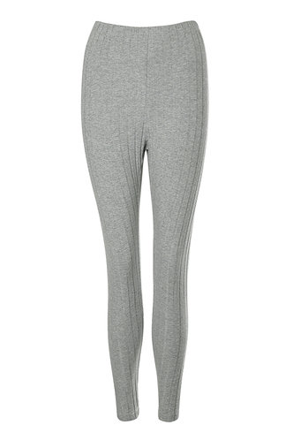 front_Miss Independent Grey Leggings