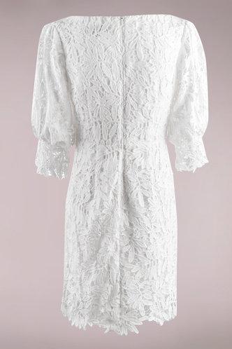 back_Mimosa White Midi Dress