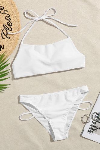 back_Murray Eden White Bikini Set
