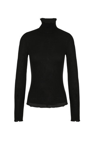 front_Weekend Muse {color} Long Sleeve Top