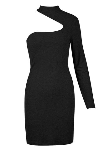 back_I Know {Color} Mini Dress