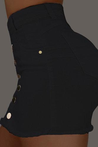 back_Inge Eden Black Skirt