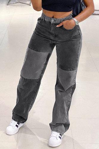 front_Camille Libret Wash Grey Jeans