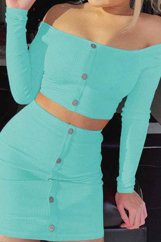 back_Zenia Elsie Turquoise Set