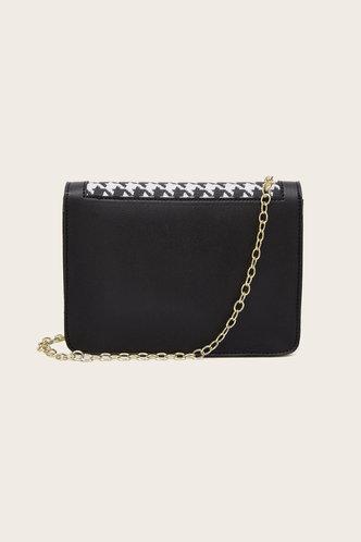 back_Sybil Emma Houndstooth Crossbody Bag