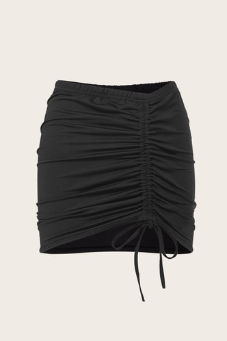 back_Martha Erica Black Skirt