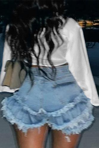 back_Amabel Eunice White Blouse