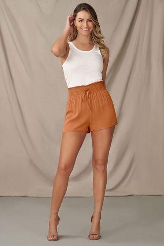 back_Gingersnap {Color} Shorts