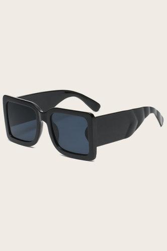 back_Square Black Glasses & Eyewear accessories
