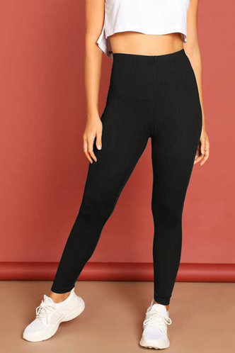 front_Wishing for a Snow Day Black Leggings