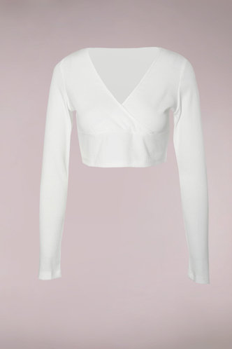 front_Moonglow {color} Long Sleeve Top