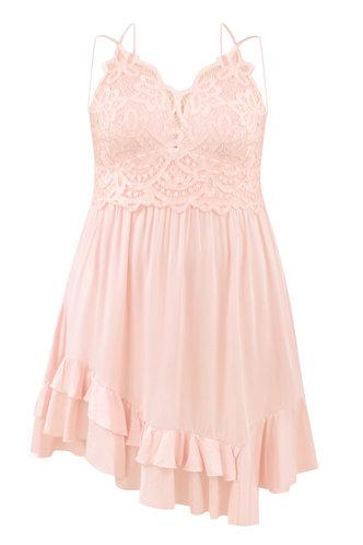 back_Imagining {Color} Mini Dress