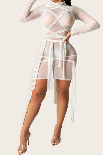 back_Kimberley Eleanore White Plus Size Dress