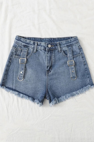 back_Annot Blue Shorts