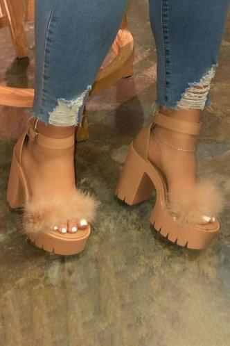 front_Anita Erica Khaki Heeled Sandals