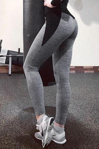 front_Paige Eartha Grey Leggings