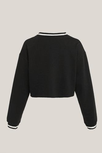 back_Astrid Black Pullover