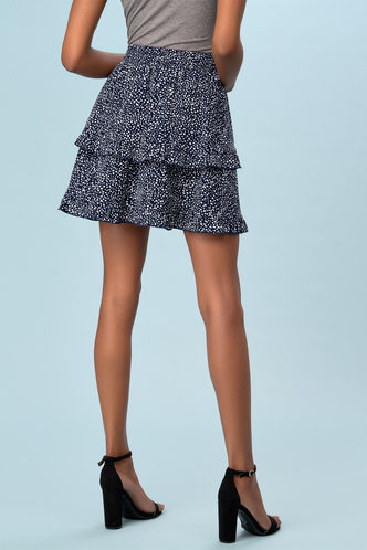 back_Dazzling Experience {Color} Skirt