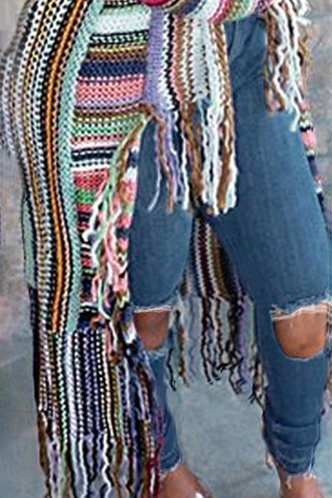 back_Rosita Elma Wash Blue Ripped Knee Jeans