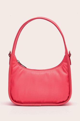 front_Piper Emma Watermelon Red Shoulder Bag