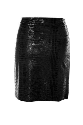 back_Cross Over {color} Skirt